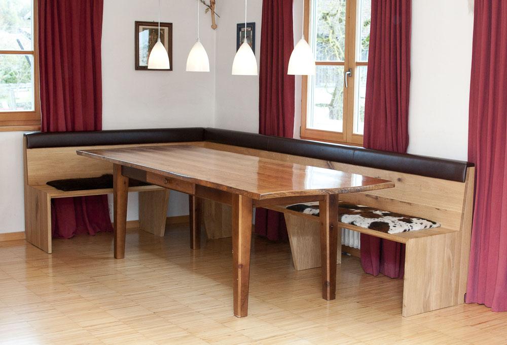 esszimmer und k chen von der schreinerei lex aus truchtlaching. Black Bedroom Furniture Sets. Home Design Ideas